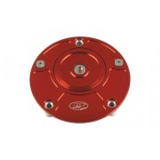 BE LLS GAS CAP ORIGINAL LOCK YAMAHA UNIVERSAL RED