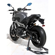 ABS BLACK SURROUND + TAILLIGHT LED H4 ERMAX FOR MT 09/FZ 9 2014/2016