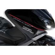 PRESA D'ARIA DESTRA LAZARETH 530 T MAX HYPER M. 2013 NERO LUMINOSO BLACKMAX (POWER BLACK)