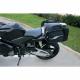 APRILIA DORSODURO 1200 2011/14 Borse Laterali Moto E Scooter Side Tour Mcp - Universali Con Attacco Cinghia Materiale poliestere