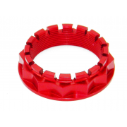 Dado Corona - Crown Nuts 1098 Red (Dpc01) Ducabike
