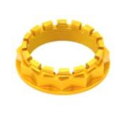 Dado Corona - Crown Nuts 1098 Gold (Dpc01) Ducabike