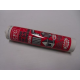 6 Tubi Di Silicone Rosso Alta Temperature 280 Ml Motori Marmitte Caldaie Forni