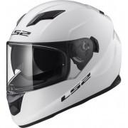 Casco LS2 FF320 STREAM EVO GLOSS WHITE L