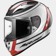 LS2 CASCO INTEGRALE ARROW EVO FF323 INDY Carbon Chrome - 103233302