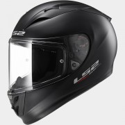 LS2 CASCO INTEGRALE ARROW R EVO FF323 SOLID Matt Black - 103231111