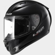 LS2 CASCO INTEGRALE ARROW R EVO FF323 SOLID Black - 103231112