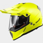 LS2 CASCO OFF ROAD PIONEER MX436 SOLID H-V Yellow - 404361054