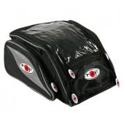 Aprilia Caponord 1000 Borsa Serbatoio Moto Magnetica 21 Litri - Universali Con Attacco A Magnete Materiale poliestere