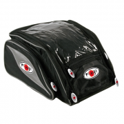 Aprilia Falco 1000 Sl Borsa Serbatoio Moto Magnetica 21 Litri - Universali Con Attacco A Magnete Materiale poliestere